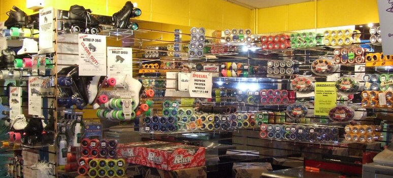 The BEST Skates and Service! Buy Skates at Skate Away USA of